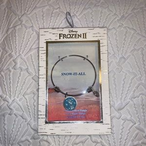 Frozen 2 stainless steel bangle new